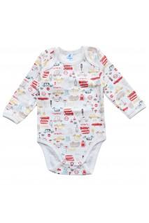 Боді для дітей Minikin арт. 206003 машинка