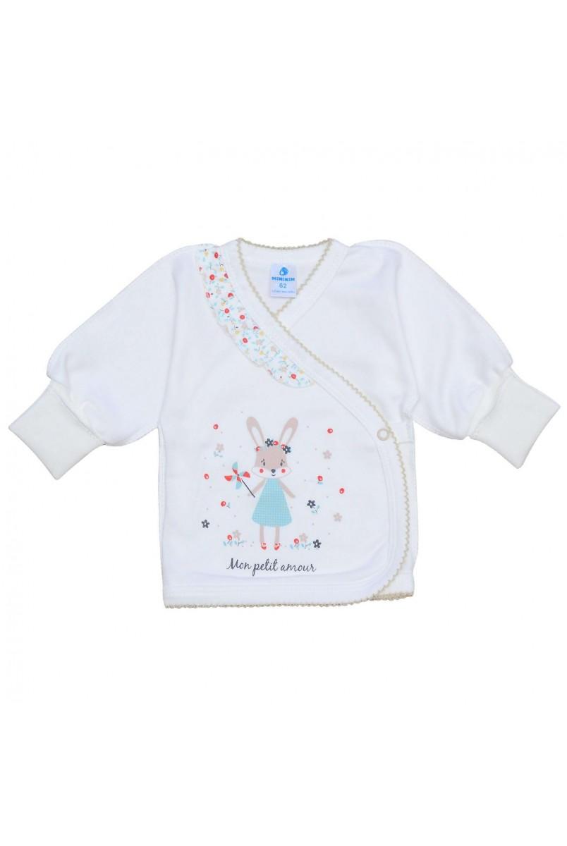 Сорочечка арт. 208303 молочний