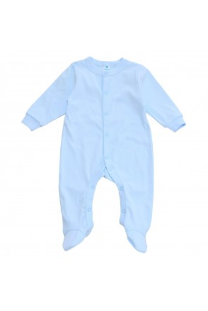 Детский комбинезон Minikin арт. 213603 голубой