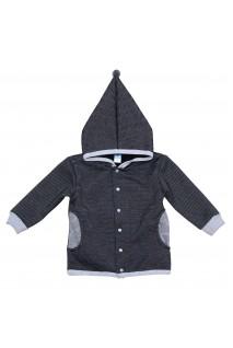 Курточка для дітей Minikin арт. 2012713 чорний