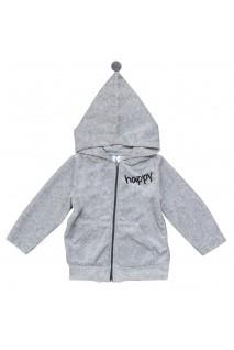 Курточка для дітей Minikin арт. 192004 сірий