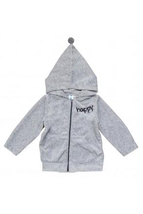 Курточка для детей Minikin арт. 192004 серый