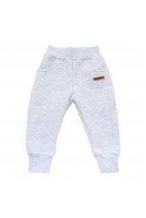 Штаны для детей Minikin арт. 2016612 серый меланж