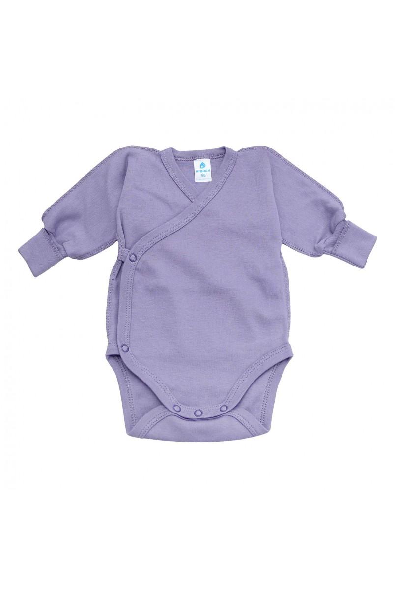 Боди для детей Minikin арт. 213703 фиолетовый
