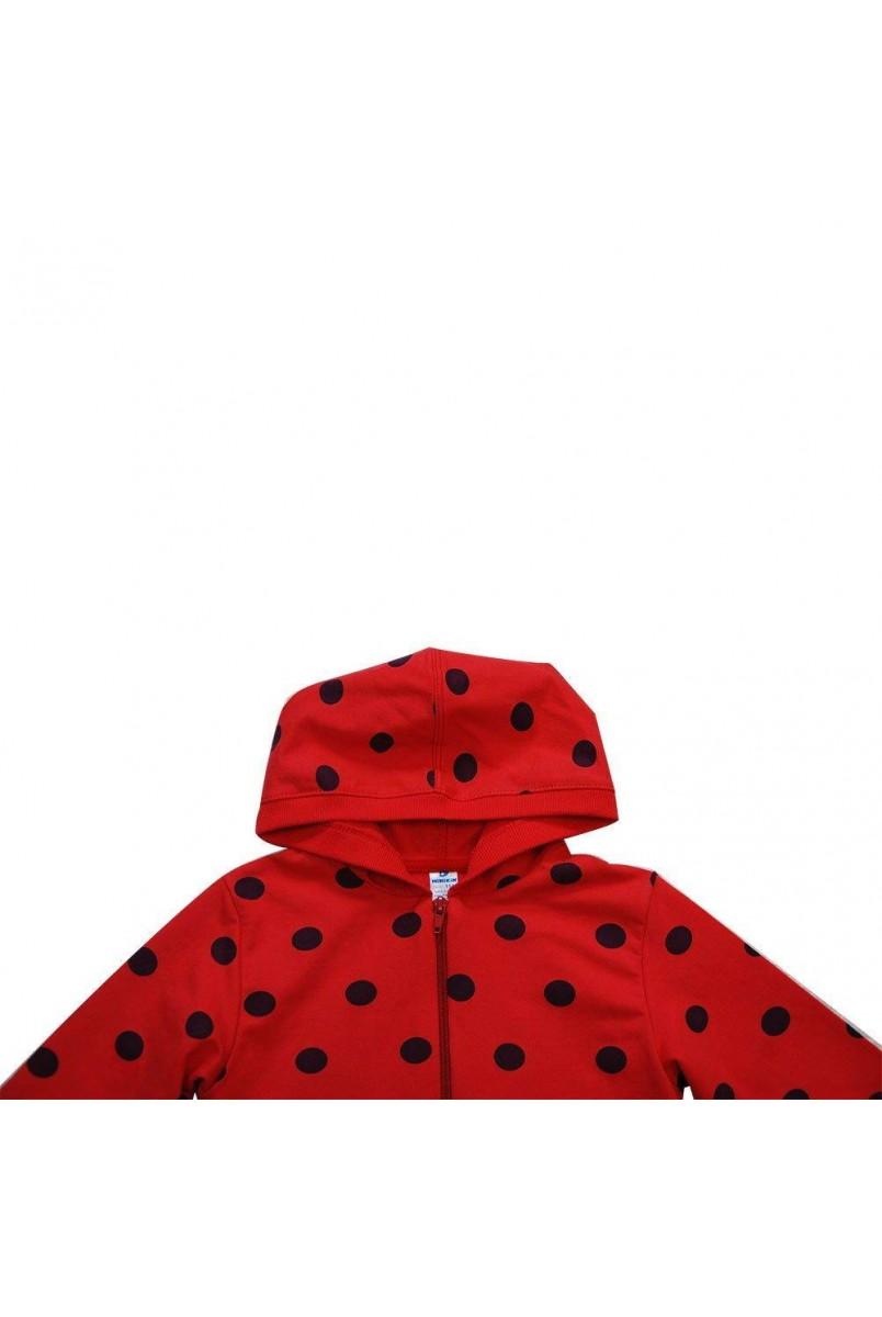 Спортивный костюм для детей Minikin арт. 177107 красный