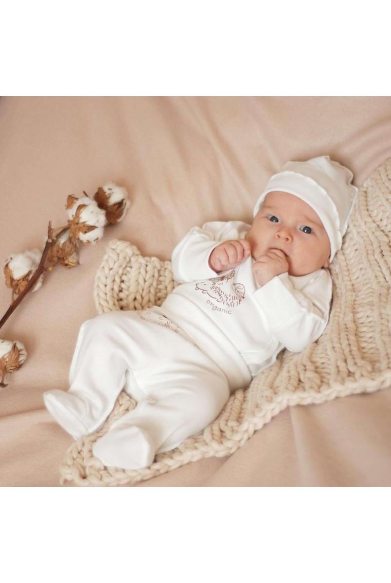 Детские ползунки Minikin арт. 1830803 молочный