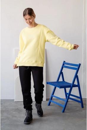 Теплые спортивные брюки для беременных To be 4040115-4 черный