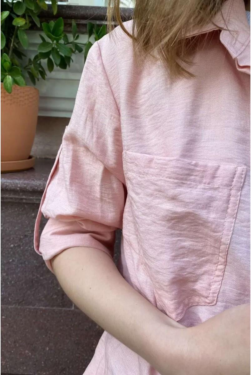 Блуза (рубашка) для беременных To be 1268741 пудра