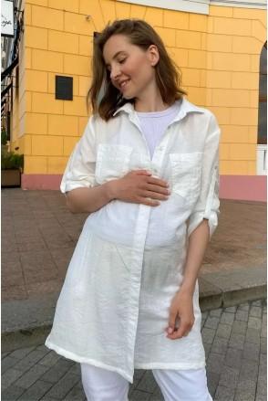 Блуза (сорочка) для вагітних To be 1268741 молочний