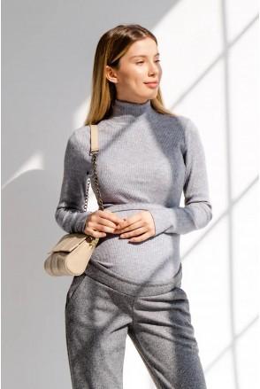 Гольф для беременных и кормления To be 4279051 серый