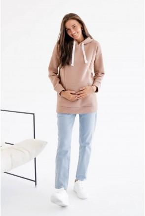 Джинсы 1172491-5 голубой для беременных