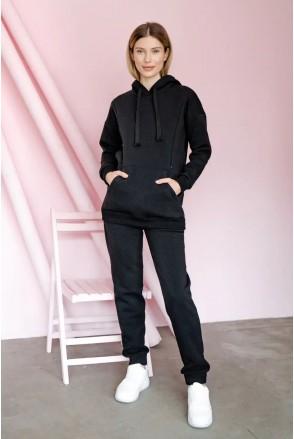 Спортивный костюм для беременных и кормления To be 4218115-4 черный