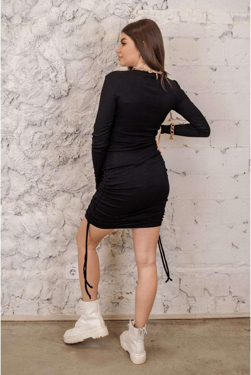 Сукня 4288051 Чорний Для вагітних і годування