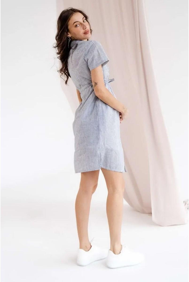 Платье для беременных To be 1233736 серый