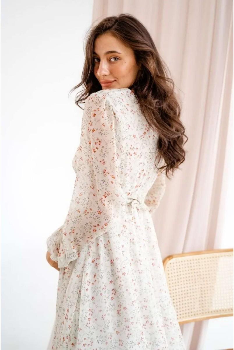 Платье для беременных и кормления To be 1461704 оливковый