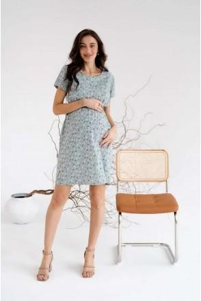 Платье для беременных и кормления To be 3178745 мятный