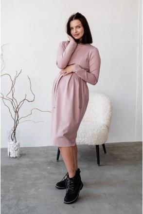 Платье для беременных и кормления To be 4209048 пудра
