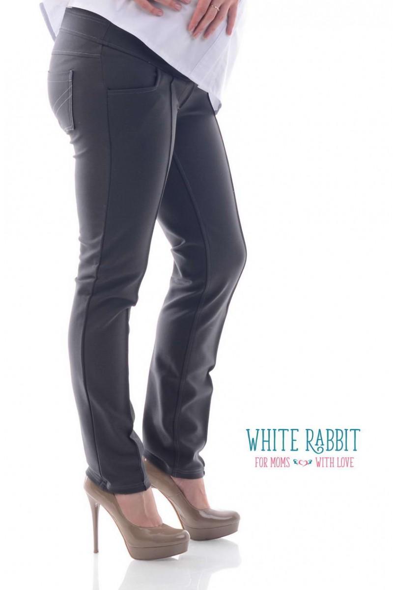 Брюки Slim Grey Pants (Серый) для беременных