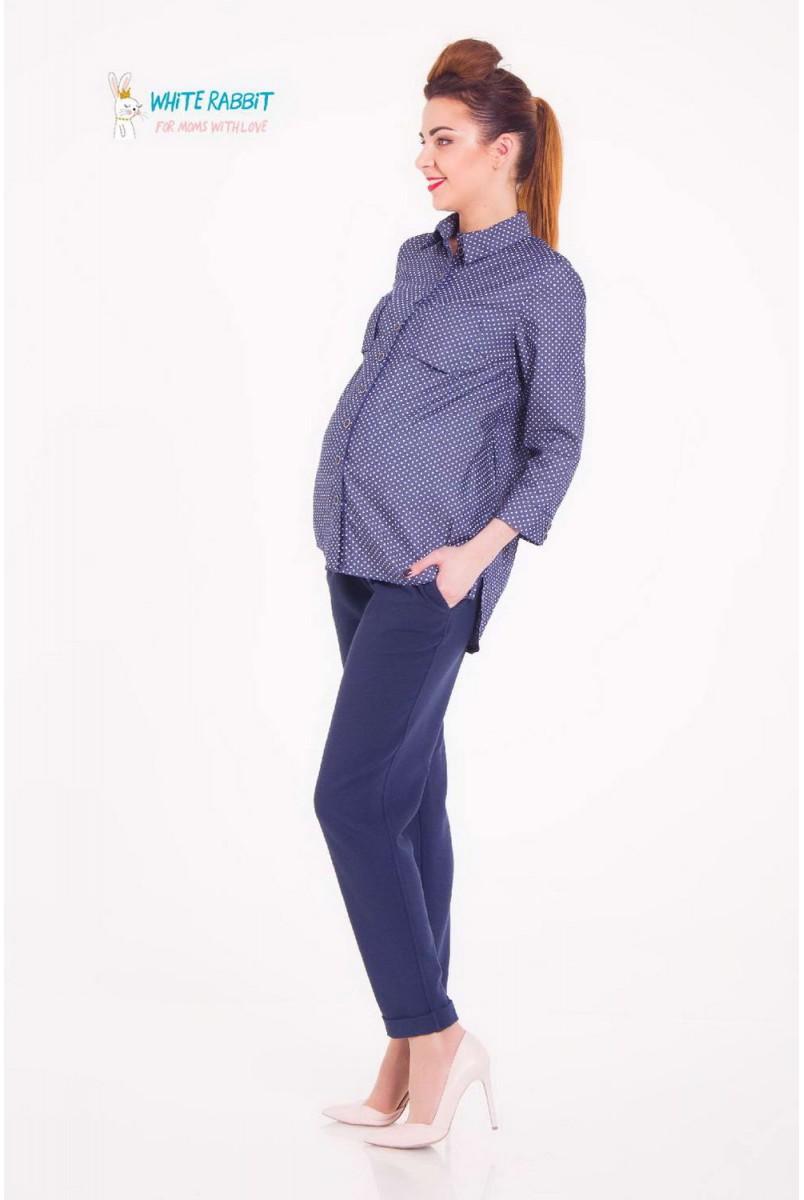 Брюки Roxy Pants (Темно-Синий) для беременных
